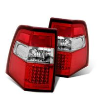 Cg Ford Expedition 07-13 Led Tail Light Red/clear on sale