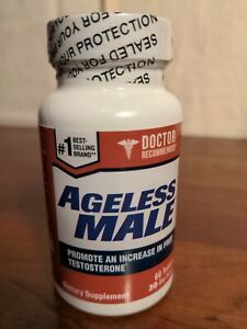**New & Sealed** New Vitality™ Ageless Male® Testosterone Booster ~ 60 Tablets eBay