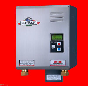 Titan-Tankless-N-180-Model-Water-Heater-SCR4-electric-model-220V-Free-ship