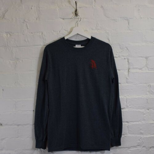Midnight Marauders Tribe Called Quest Retro Hip Hop Dark Heather Long Sleeve Tee