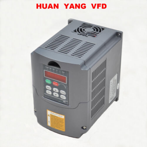 CNC VARIABLE FREQUENCY DRIVE INVERTER 220V 4KW 5HP VFD CE CERTIFICATE