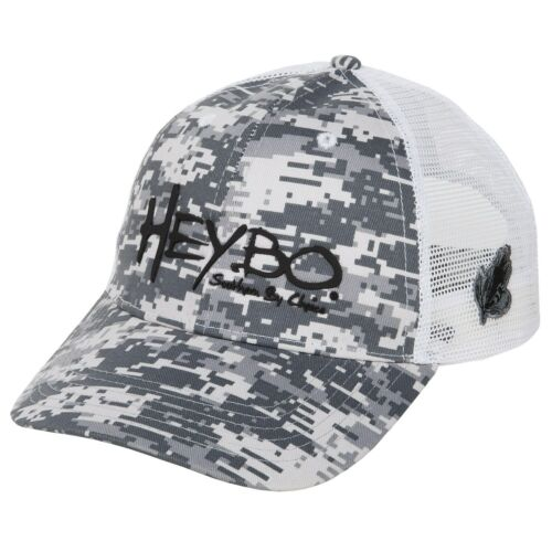 Heybo Southern By Choice Hunting or Fishing Trucker Hat Cap Choose Color NEW