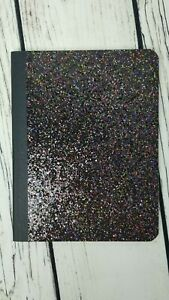 Glitter Composition Notebook 80 Sheets College Ruled