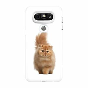 Carina Marrone Gatto Persiano Custodia Cover Telefono Starboy Gatto