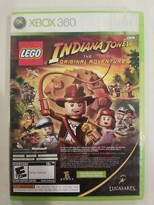 Xbox 360 LEGO Indiana Jones Original Adventures,Kung Fu Panda TESTED NO MANUALS