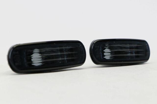 Fiat Idea 03-07 Negro Intermitentes Intermitentes Par Juego Conductor Pasajero