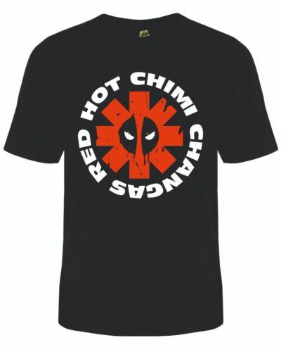 Deadpool Tee Dead Pool Vest RHCC T-Shirt