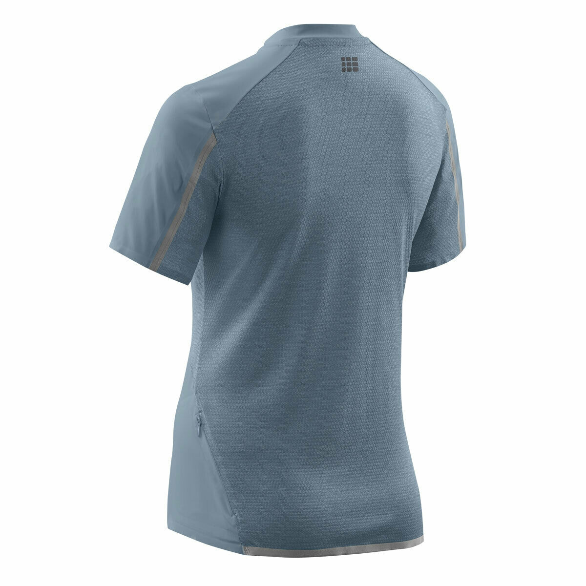 CEP RUN SHIRT SHORT SLEEVE Lady grau grau grau   W9A325 Funktionslaufshirt mit kurzem Arm 191461