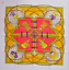 Hermes-Grande-Tenue-Silk-Scarf-90-Corail-Mauve-New-Authentic-Boxed-Brand-New thumbnail 1