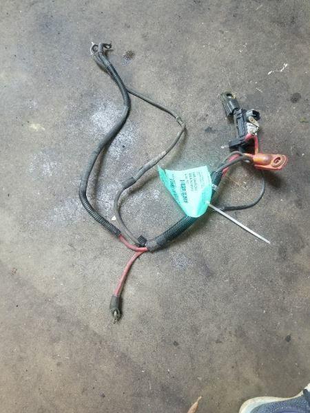 2007 Chevrolet Trailblazer Colorado Battery Charging Wiring System 15902094