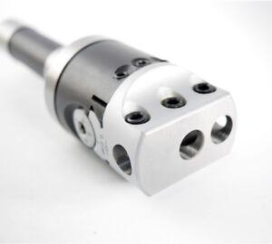 12mm boring head precision micro adjust boring head with NT30 1-1//2-18 shank