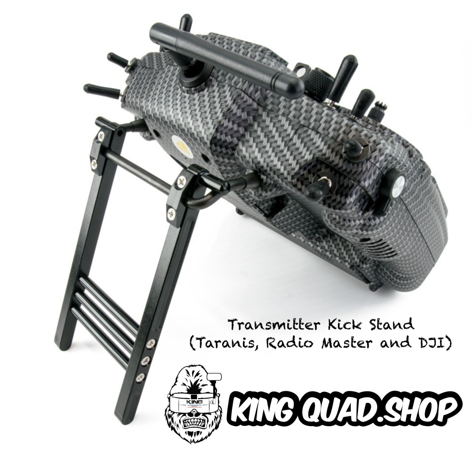 Transmitter Kick Stand for Taranis, Radio Master and DJI Controllers