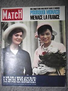 PARIS-MATCH-n-680-21-04-1962-LE-TRANSSIBERIEN-SOFIA-LOREN-JULIETTE-GRECO-JOUHAUD