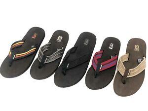 low priced 412d8 d4d2f Details zu Teva Men's Mush II Canvas Sandals Flip Flops Thongs 1004890  Drizzle Dune Arroyo