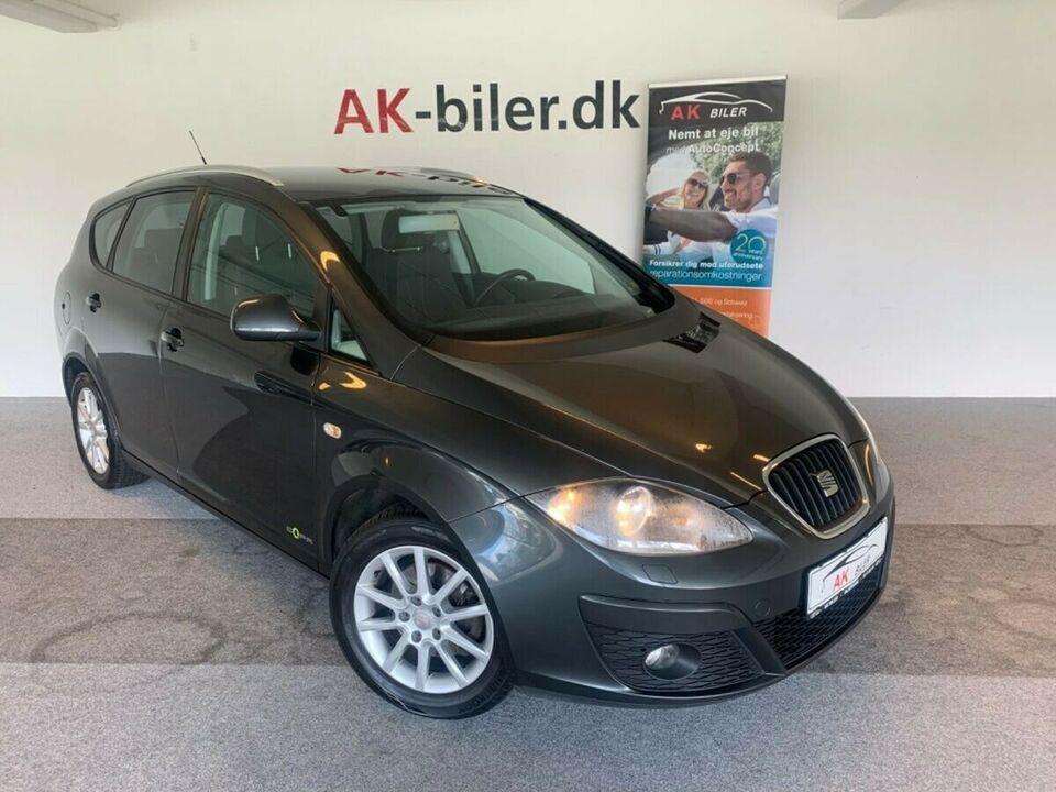 Seat Altea XL 1,6 TDi Style eco Diesel modelår 2011 km 193000