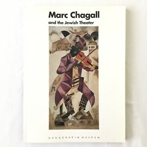 Marc-Chagall-and-the-Jewish-Theater-1992-Guggenheim-Museum-New-York-Book