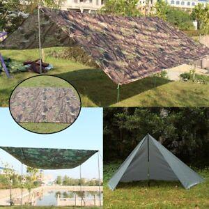 Outdoor-Camping-Waterproof-Rain-Tarp-Cover-Tent-Canopy-Shelter-Sunshade-Mat-New