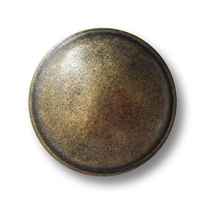 5 elegante altmessingfb 1272ms schwarze  Metall Knöpfe mit Wappen /& Löwe