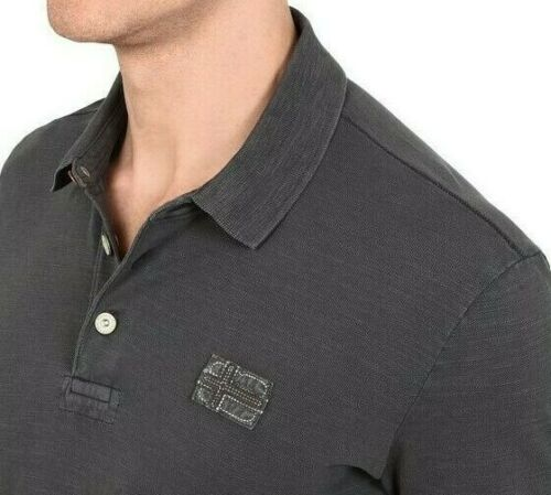 Napapijri Corte Eyr Sconto N0yhdb Maniche 10 Cotone Shirt Polo Pique' 5xwSqB