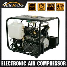 4utohydria4500psi 300bar High Pressure Pcp Airgun Tank Filling Air Compressor