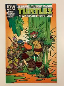 IDW-TEENAGE-MUTANT-NINJA-TURTLES-TMNT-ADVENTURES-9-KID-039-S-CHOICE-CVR-HTF