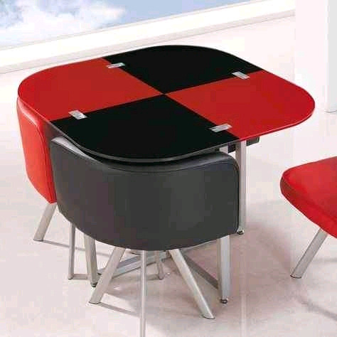 kitchen & dinning table with 4 chair