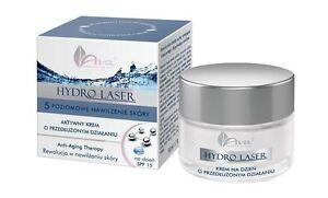 AVA Hydro Laser aktywny krem na dzień/ Moisturizing day cream SPF 15