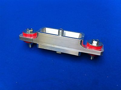 BILLET UPRATED GEARBOX MOUNT HOUSING  2WD COSWORTH POLYBUSHED