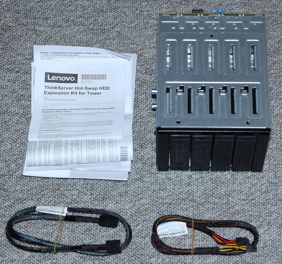 """Server, Lenovo ThinkServer 3.5"""" HDD Expansion Kit"""