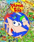 Phineas and Ferb ( Looks and Find) by Publications International Ltd. Staff (2011, Hardcover)