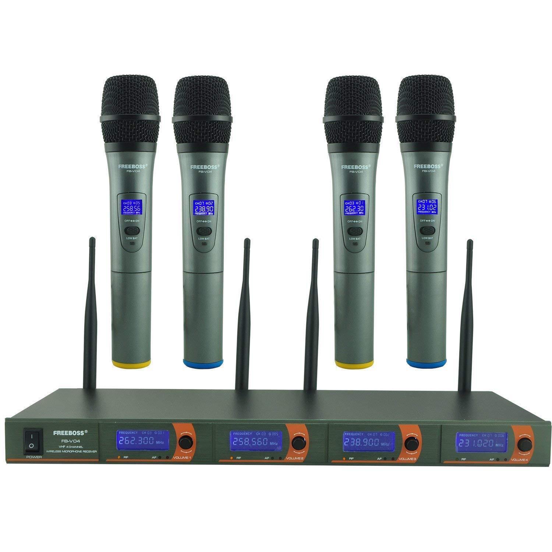 Professional Microfonos Inalambricos Profesionales Microfono Inalambrico