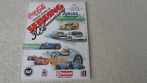 1982-Sebring-12-Hour-race-program-30th-anniversry-Ford-Corvette-Camaro-Bud-IMSA