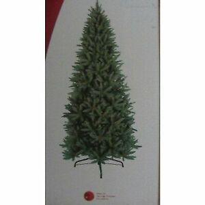 Holiday Living Christmas Tree.Holiday Living 9 Ft Fir Unlit Artificial Christmas Tree Peff90