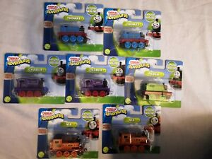 Fisher-Price-Thomas-amp-Friends-Adventures-7-Trains-Brand-New