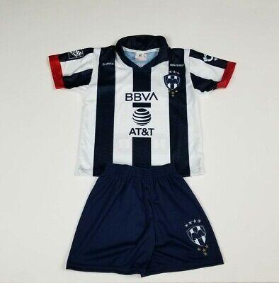 Special-Edition Monterrey 2019 Club World Cup soccer Jersey szie S-XXL