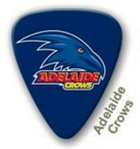 Adelaide-Crows-Guitar-Picks-5-Pack-Official-AFL-Product-FREE-POSTAGE