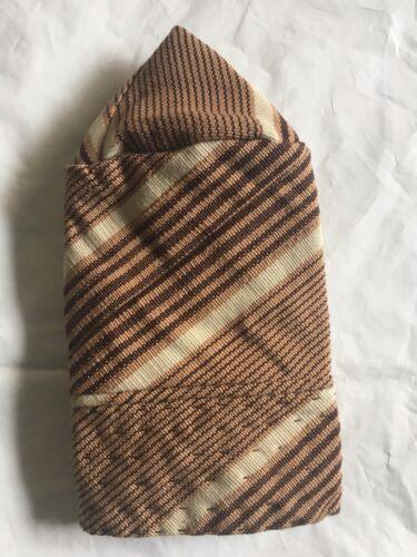ALUKO African Hand Made Nigerian Style Aso-Oke Hat
