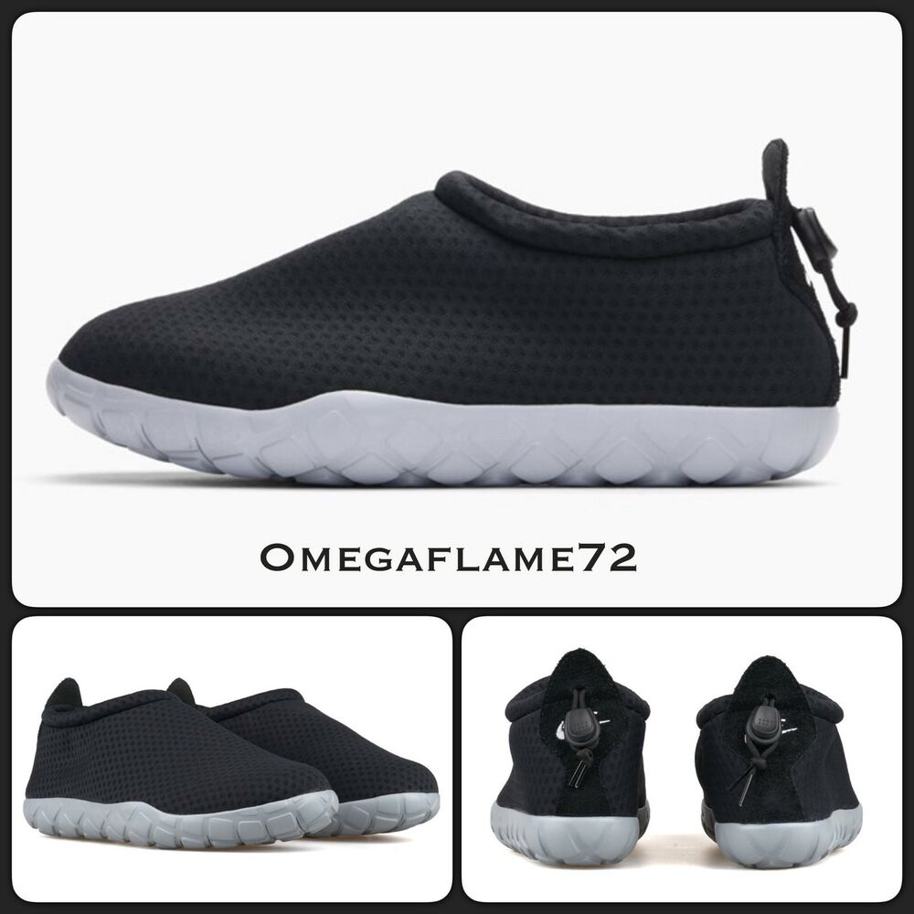 Nike Air MOC Ultra BR, noire, 902777-001, uk 13, EU 48.5, US 14-