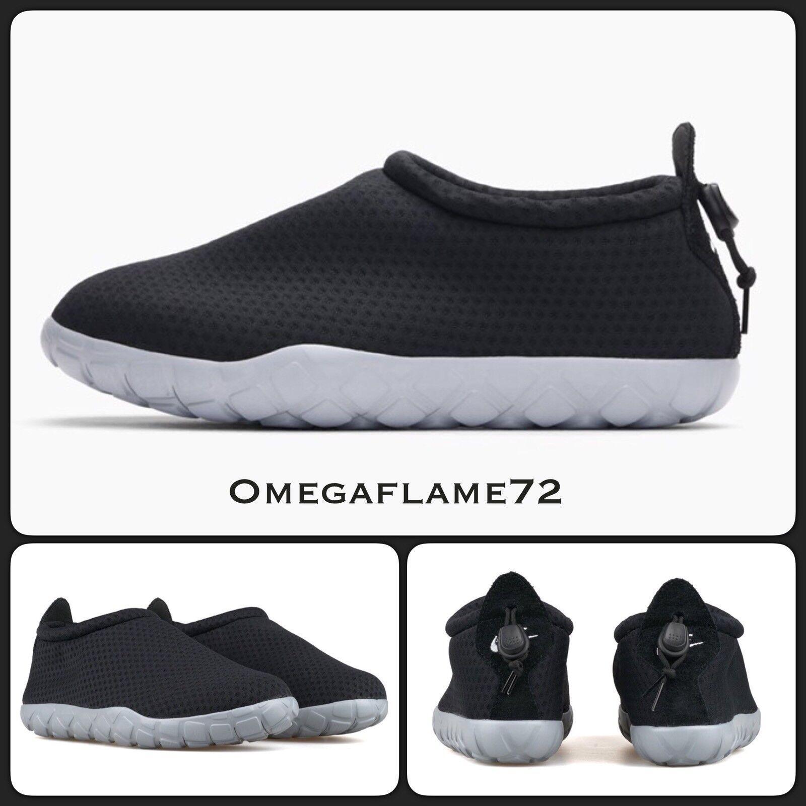Nike Air Moc Ultra BR, Nero, 902777-001, UE 48.5, 48.5, 48.5, US 14 | I Clienti Prima  | Bella arte  | Queensland  | Maschio/Ragazze Scarpa  | Scolaro/Ragazze Scarpa  | Uomini/Donne Scarpa  534a55