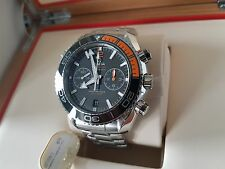OMEGA Seamaster Planet Ocean Master Chronometer Chronograph *UNWORN* RRP £6000