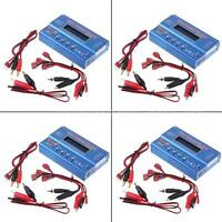 4 Imax B6 Charger Professional Digital Rc Lipo Nimh Battery Balance Charger W5w8