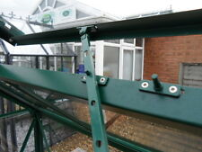 Green Greenhouse Window Stay Kit Roof Vent Opener Bar, Genuine Elite Parts