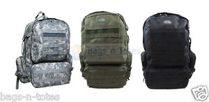 Nexpak-OP822-Tactical-Assault-3-Day-72-Hour-Survival-Pack-BackPack-Bag-w-MOLLE