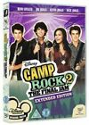 Camp Rock 2 The Final Jam Extended Edition Digital Versatile Disc DVD BR