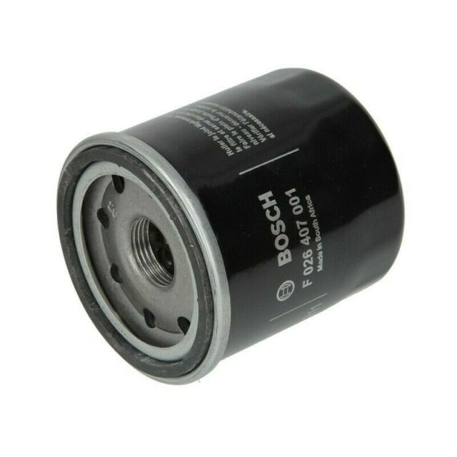 F 026 407 001 Ölfilter Filter BOSCH