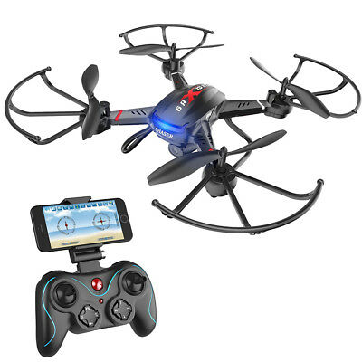 Holy Stone F181W FPV RC Drone with Wifi HD Camera Beginner Quadcopter Best Gift