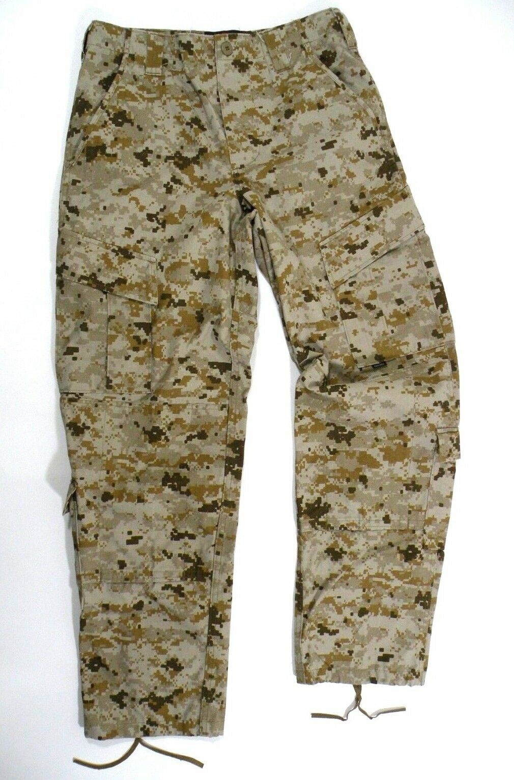 Tru-Spec 1293 Tactical Response Uniform (TRU) Pants Desert Digital Small Regular