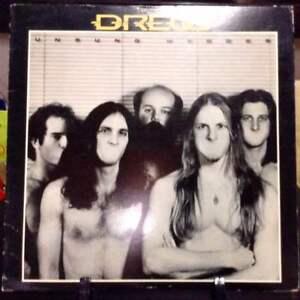 DIXIE-DREGS-Unsung-Heroes-Album-Released-1981-Vinyl-Record-Collection-US-press