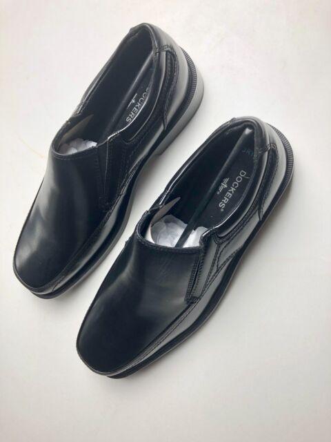 Dockers Mens Edson Genuine Leather Business Dress Slip-on Loafer Shoe
