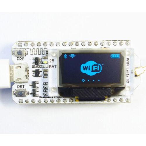 SX1278 LoRa ESP32 0.96 inch Blue ESP8266 OLED Display Bluetooth WIFI Lora Kit 32